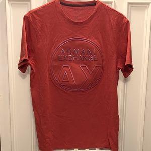 Authentic Armani Exchange Short Sleeve Tee NWOT